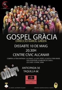 entrada gospel